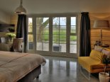 luchtfoto bed and breakfast Hoeve de Posthoorn Breeveld 7 Woerden