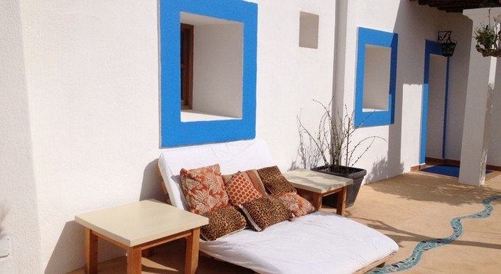 chillout   Very special guesthouse Ibiza Cami des Turs San Miguel Ibiza