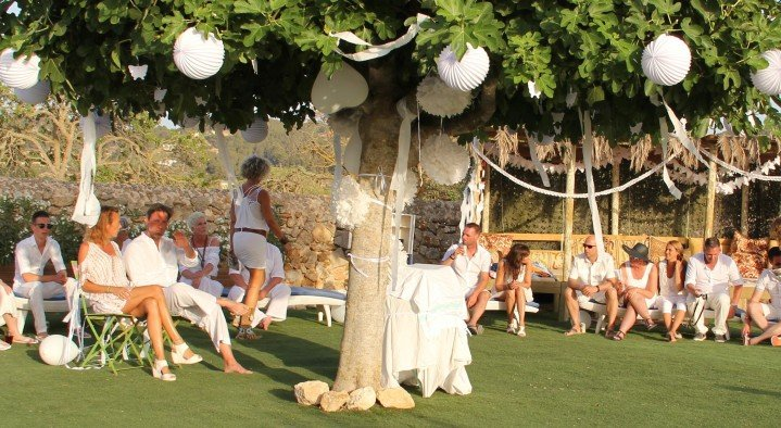 25th anniversary  Very special guesthouse Ibiza Cami des Turs San Miguel Ibiza