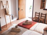 Caballero room B&B Very special guesthouse Ibiza Cami des Turs San Miguel Ibiza