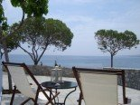 studio sea view B&B Paraktio Beach Apartments Kiotari Beach Rodas