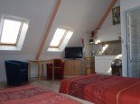 Livingroom and bedroom bed and breakfast Pension Ammerstol Achterweg 22 Ammerstol