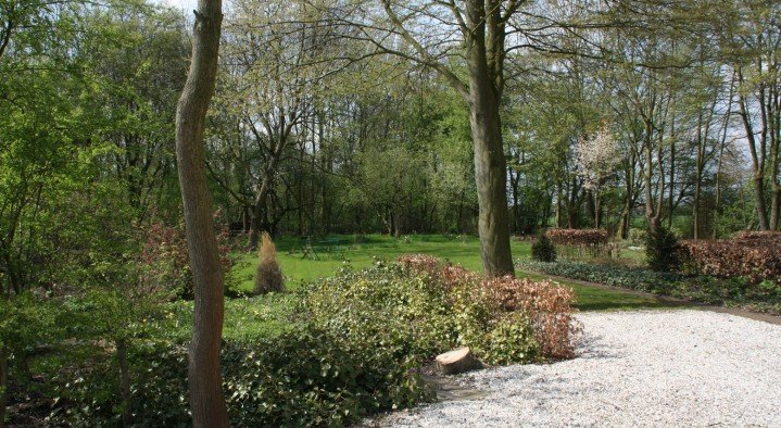 The Garden  Bed and Breakfast Waaldijk De Pas 17 Bemmel
