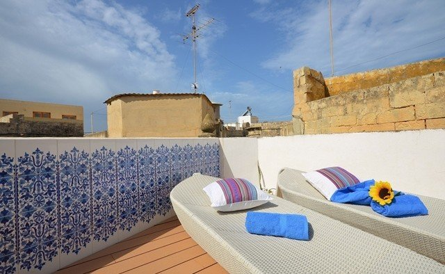 Terrace  Chapel 5 Palazzo Suites Malta B and B 5 Alley 5 St Lucy Street Naxxar Naxxar