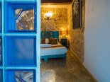 Blue Bedroom bed and breakfast Chapel 5 Palazzo Suites Malta B and B 5 Alley 5 St Lucy Street Naxxar Naxxar