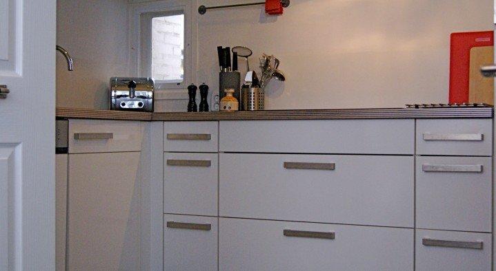 kitchen with everything you need including a Nespresso coffee maker (with cups)  Loft73 begijnstraatje 5 's-Hertogenbosch