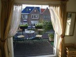kamer 3 met balkon bed and breakfast Pension Banning Brederodestraat 61 Zandvoort