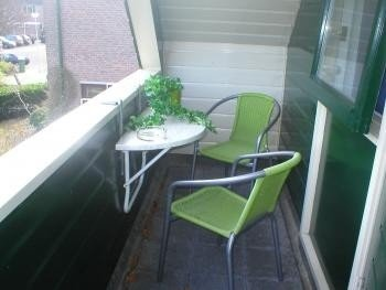 balcony London room  Bed & Breakfast Amsterdam-Landsmeer Noorderbreek 58 Landsmeer