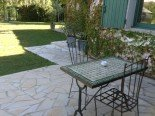 terrasse bed and breakfast le Clos de saint Paul 71 chemin de la Rouguiere La Colle-sur-Loup
