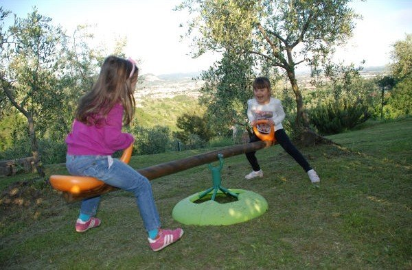 playground  La Piana Via Buggiano colle 8 Buggiano