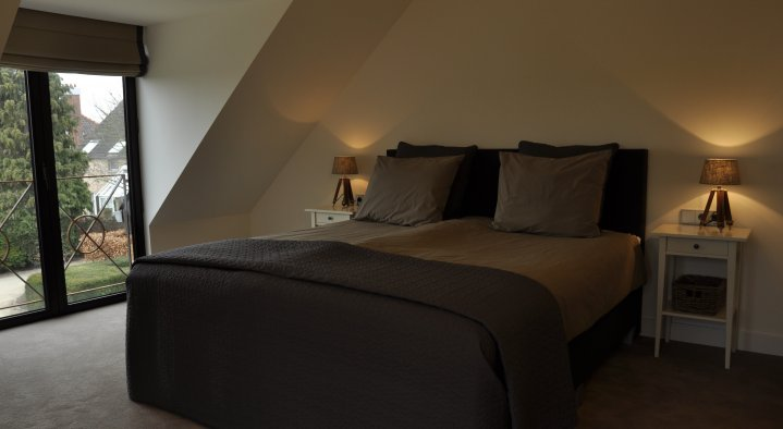 Kamer  Rue Haute Bed and Breakfast Rue Haute 71 Eben-Emael
